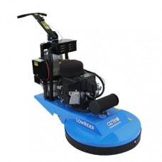 Leed Certified Propane Buffer Polisher with Dust Control