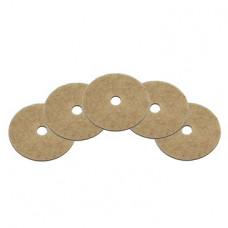 Case of 21 inch Coconut Propane Burnisher Pads