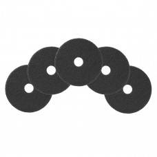 15 inch Black Floor Wax Stripping Pads