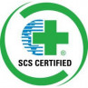 SCS Green Cross Certified