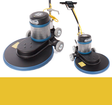 1500 RPM Floor Polishing Burnisher